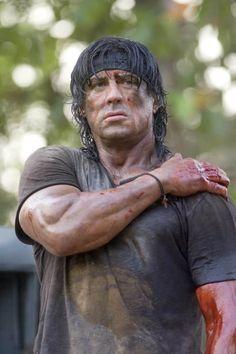 Stallone bringing Rambo to television Rambo 4, John Rambo, Hd Movies, Movies To Watch, Movies And Tv Shows, Rocky Balboa Poster, Sylvester Stallone Rambo, Stallone Rocky, Silvester Stallone