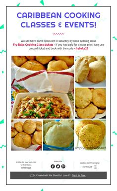 Fry Bake Cooking Class Island Food, Learn To Cook, Cooking Classes, Fries, Baking, Bakken, Backen, Sweets, Pastries