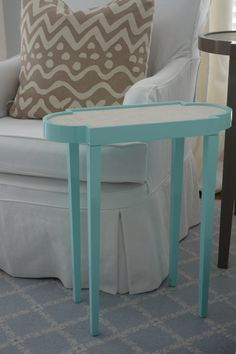 oomph Tini II table in oceanfront