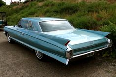 1962 Cadillac Coupe Deville Maintenance of old vehicles: the material for new cogs/casters/gears/pads could be cast polyamide which I (Cast polyamide) can produce