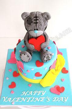 Celebrate with Cake!: Tatty Teddy Bear Cake