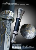 Welcome to the Official Web Site of Burger Sword Canes-Walking Sticks - Mark 3 Model Walking Sticks And Canes, Walking Canes, Swords And Daggers, Knives And Swords, Cane Sword, La Forge, Cool Knives, Custom Knives, Self Defense