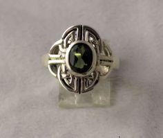 Moldavite Jewelry