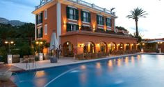 Next trip to Spain, must stay at the Hotel les Rotes in Dénia Alicante, San Antonio, Destinations, Yoga Retreat, At The Hotel, Spain Travel, Feeling Great, Wonderful Places, Spain
