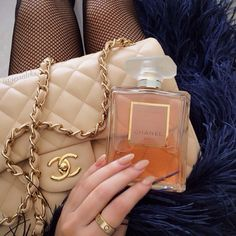 chanel, bag, and perfume,cool Luxury Lifestyle Fashion, Luxury Fashion, Fashion Brands, Parfum Victoria's Secret, Burberry, Marc Jacobs, Dior, Dolce E Gabbana, Luxe Life