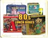 Lunchbox in the 80s