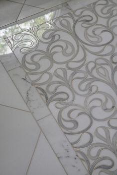 Gorgeous tile - Schanstra Design Group