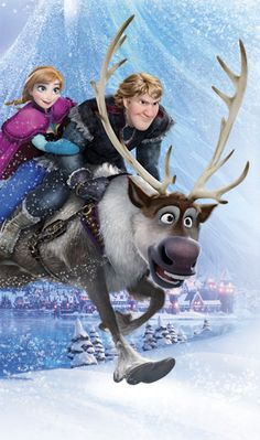 Frozen! I can't wait to see this one!