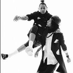 """Way2arts ❤️ Larry & Laurent Bourgeois """"Les Twins"""" (@lestwinson / @lestwinsoff) . #DANSE #choregraphe —> #w2a"""