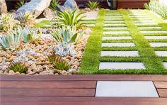 diseño de jardines zen modernos