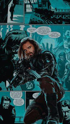 Loki Wallpaper, Avengers Wallpaper, Marvel Films, Marvel Characters, Sebastian Stan, Marvel Avengers, Marvel Comics, Winter Soldier Wallpaper, Bucky Barnes Aesthetic