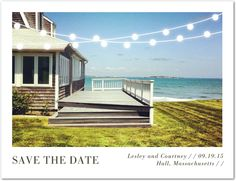 Site specific Save the dates