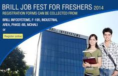 Job fest are the best technique for job seekers to get their dream job. Employers can also get benefit of these fairs because they select the best candidates from the group of peoples. It is the best platform for candidates to show their talent and skills. Lets see the companies conducting fest for freshers where multiple vacancies in various fields are available.