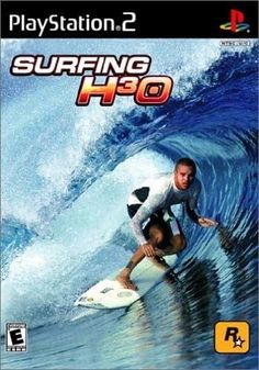 Surfing (Sony PlayStation for sale online Rockstar Video Games, Xbox 360 Video Games, Juegos Ps2, Star Wars, Playstation Games, Game Sales, Xbox Live, Big Waves, Wakeboarding