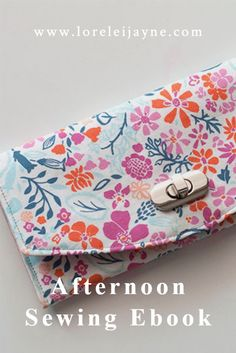 he Afternoon Sewing Ebook includes 6 exclusive full sewing patterns as well as sewing techniques and sewing information. The Night Out Clutch sewing pattern is my new favourite clutch. It's such an easy sewing project if you don't have a clutch for an event you can sew it up.