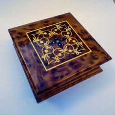 FAST And FREE Shipping Secret box for small jewelry   Etsy Wooden Puzzle Box, Wooden Puzzles, Wooden Boxes, Secret Box, Wooden Decor, Smell Good, Little Gifts, Wood Grain, Decorative Boxes