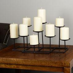 Shop for Harper Blvd Hanover 9-candle Candelabra. Get free shipping at…
