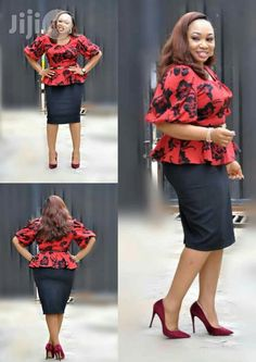 African Wear Dresses, Latest African Fashion Dresses, African Attire, Elegant Dresses Classy, Classy Dress, English Dress, Office Dresses For Women, Stylish Work Outfits, Ankara