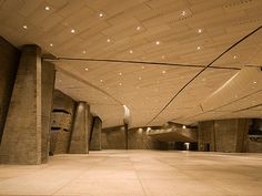 Paneles techo en Magma arte y congresos