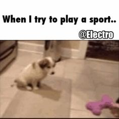 haha looks like me trying to play softball!!! or volleyball for that matter!!! or really any sport I play
