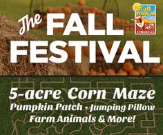 Cedar Park Fall Festival Oct. 18 from 12 – 9 p.m. There are activities for all ages including carnival games, inflatables, a costume contest, pony rides, and more.