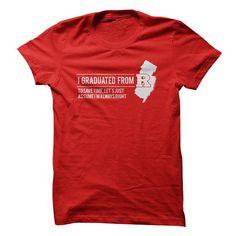 Rutgers Grad - #gift bags #shirt for teens