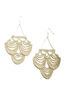 Johannesburg Chandelier Earrings 14.99 at shopruche.com. Adorned ...