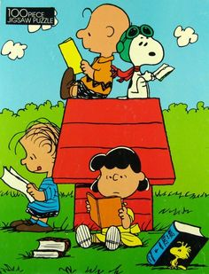 Snoopy  the gang!  :)
