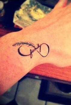 tatuagem delicada familia - Pesquisa Google