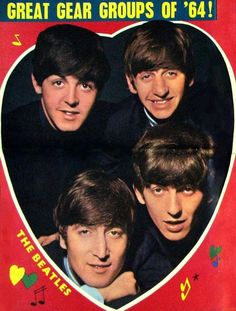 """theswingingsixties: """" The Beatles ♥ """""""