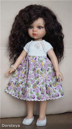 Как рождается вдохновение! ООАК Паолы Рейна (Paola Reina) / Paola Reina, Antonio Juan и другие испанские куклы / Бэйбики. Куклы фото. Одежда для кукол