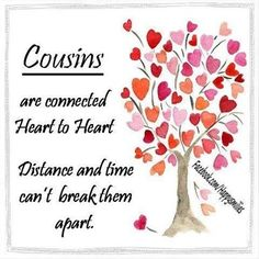 Cousins Pictures, Photos, and Images for Facebook, Tumblr, Pinterest, and Twitter