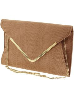 Breo Clutch by Steve Madden $58