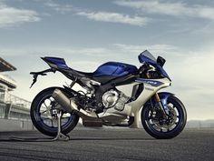 2015 Yamaha R1 - Blue