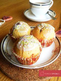Przepis na najlepsze muffinki z truskawkami na świecie ;)