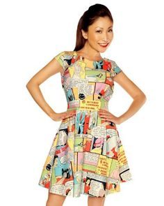 Folter Womens Comic Book Retro Dress, http://www.amazon.com/dp/B00CDA5QVS/ref=cm_sw_r_pi_awd_AAD-rb01N692Q