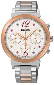 SRW858P1 SEIKO Limited Edition Lukia Ladies Watch