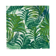 Servetten klein botanical print