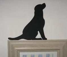 labrador silhouette - Google zoeken
