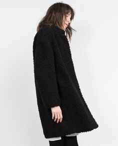 FURRY COAT-View all-Outerwear-WOMAN | ZARA United States