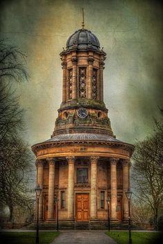 Saltaire Church - Bradford, Yorkshire