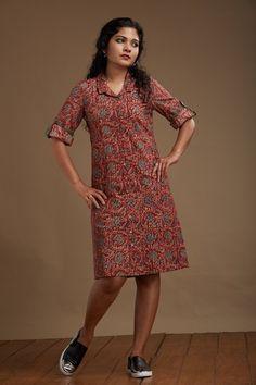 Amal Shirt Dress