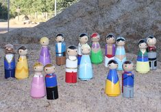 Princess and Prince FULL SET of 16 on Etsy, $157.96 CAD