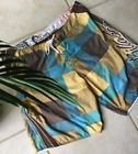 ❣ø #BILLABONG Mens Size #44 #Board Shorts Blue-Brown Multi Swim Surf Best Value http://ebay.to/2vrGn95