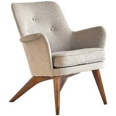 View this item and discover similar for sale at - With its outward pointing curved legs, this sculptural armchair offers a striking and elegant silhouette. During his career, Carl Gustaf Hiort af Ornäs Country House Interior, Mid Century Modern Design, Modern Chairs, Black Patent Leather, Cool Furniture, Mid-century Modern, Armchair, Lounge Chairs, Home Decor
