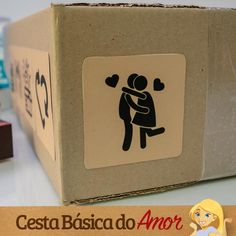 Cesta Básica do Amor - Presente para Dia dos Namorados Container, Baby, Instagram, Boyfriend Gift Ideas, Dating, Grooms Men Gifts, Creative Gifts For Boyfriend, Creative Valentines Day Ideas, Creative Things