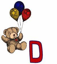 . D for Debi