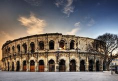 Provence: Arenes de Nimes