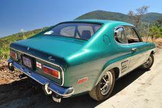 1971 Ford Mercury Capri