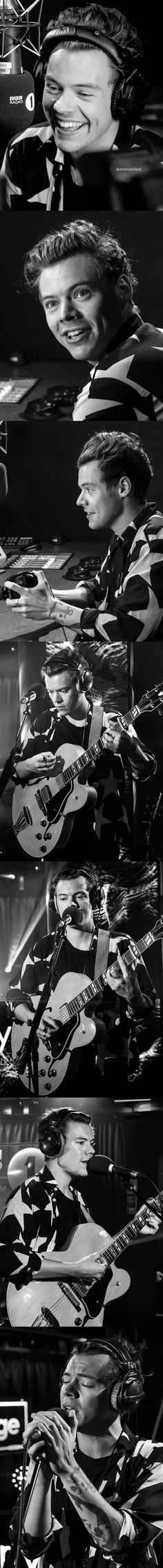 Harry Styles | BBC R1 Live Lounge 9.11.17 | emrosefeld |